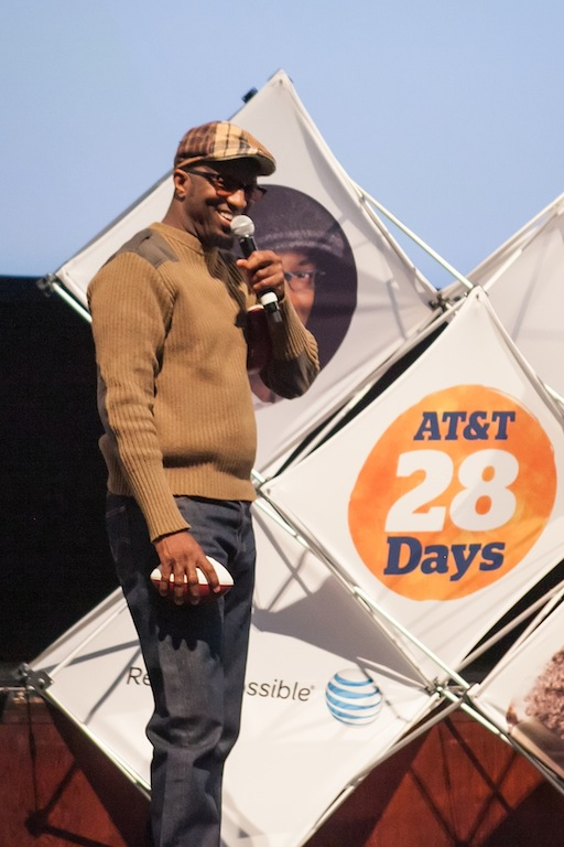 AT&T 28 Days: Voices Being Heard