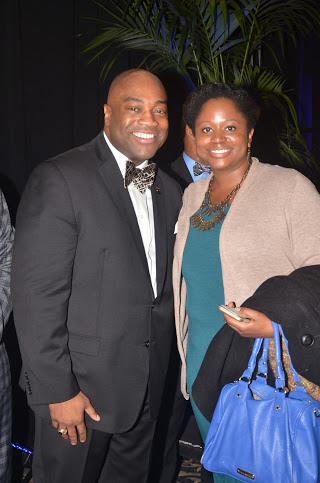 Rev.Middleton & Dr. Brunson