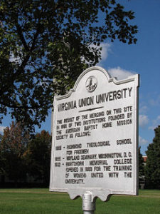 photo credit: Virginia Union University via photopin (license)